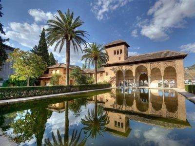 Visita guiada a la Alhambra para niños 3 horas