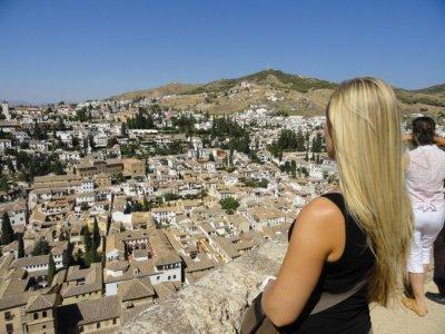 导游AlhambraAlbaicín和Sacromonte 3h