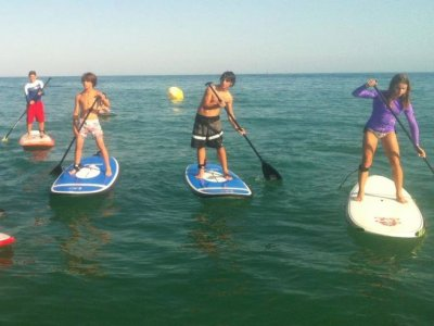 Nalu Watersports Paddle Surf