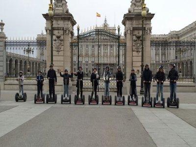 Segway tour y flamenco en Cardamomo Madrid 2h30min