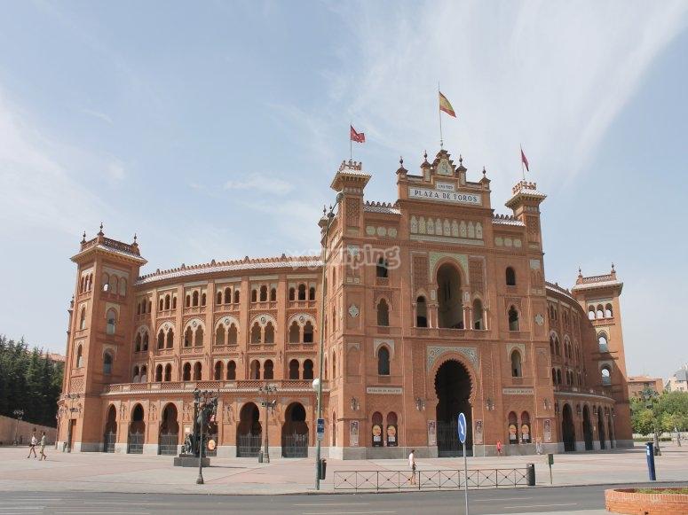 Tour por la Plaza de Toros