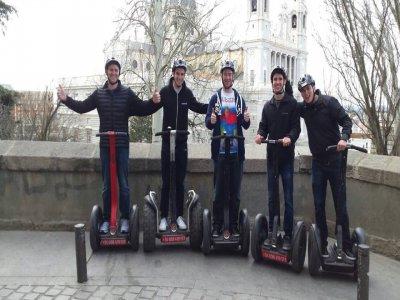 Segway tour en Madrid y visita a la Plaza de Toros