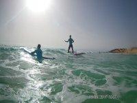 Corso di surf deluxe per gruppi di 2-4 persone