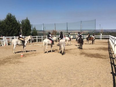 Horse Riding tour in Segovia for Company events