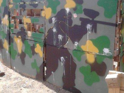 Cumple infantil en Badajoz paintball y merienda