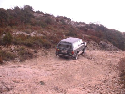 4x4 Adventure Trail Prades Mountains