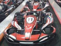 Tanda libre de karting indoor Zaragoza adultos