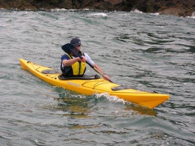 从Herbón到Catoira的皮划艇路线需要90分钟