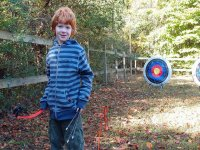 Archery for children in Madrid