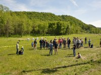 Small archery competitions