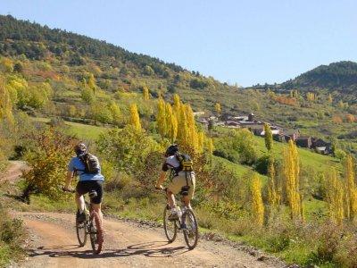 La Seu d'Urgell的自行车租赁服务4小时