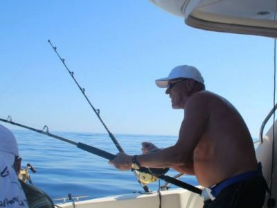 Barcelona Boat Charter Pesca