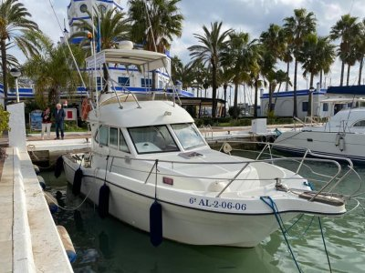 Estepona Fishing Charter & Tour