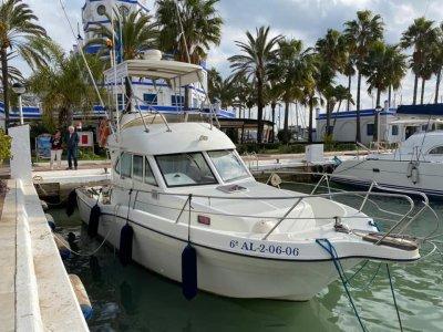 Estepona Fishing Charter & Tour Paseos en Barco