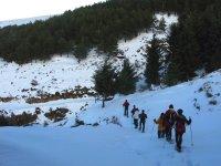 Sierra Nevada route