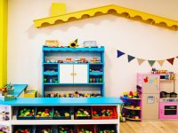 A space designed exclusively for the little ones