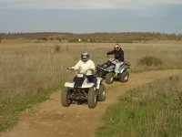 Excursiones en la naturaleza en quad
