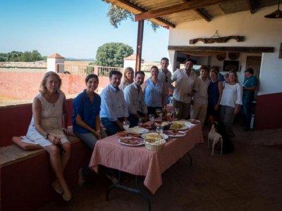 Visita a ganadería cordobesa con almuerzo campero