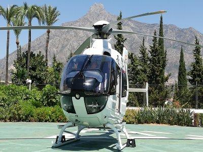 Sierra de Ronda y Grazalema en Helicóptero