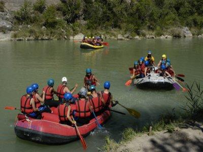 Tiempo Activo  Rafting
