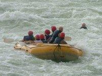 Rafting en aguas