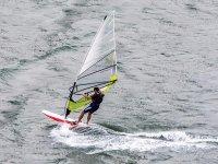 从海岸冲浪帆板课程控制