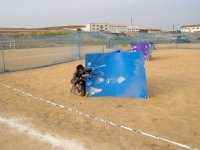 Paintball movil