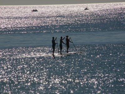 Base Nàutica Barcelona Paddle Surf