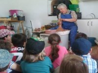 aprendiendo a hacer ceramica
