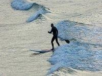 praticare paddle surf
