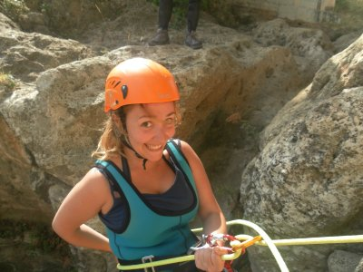 Canyoning Course at Valencia for Beginners