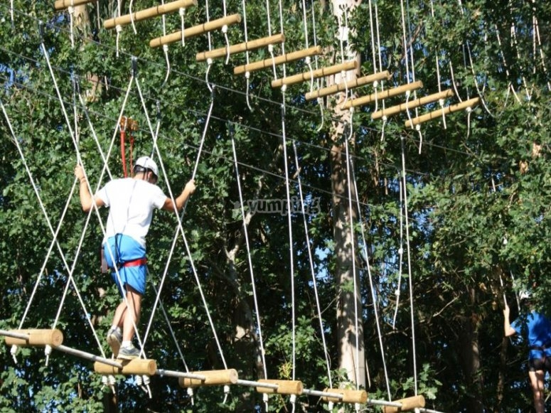 Multi-adventure activities for kids