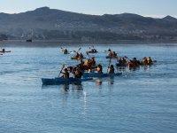 attività con canoe