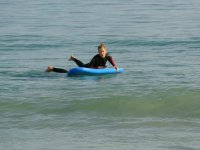 Surfeando en Alicante