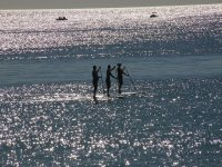 paddle surf nel gruppo