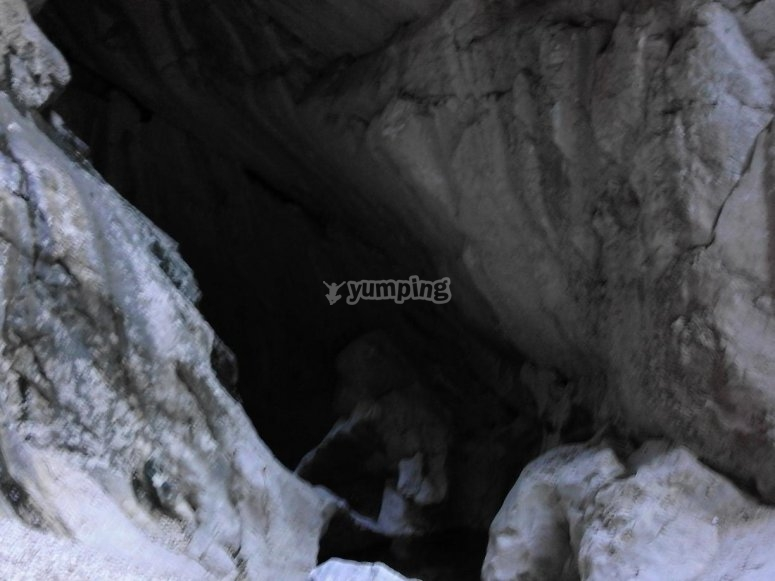 瓦伦西亚的山沟