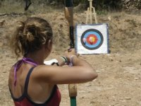 El tiro con arco aumenta tu destreza
