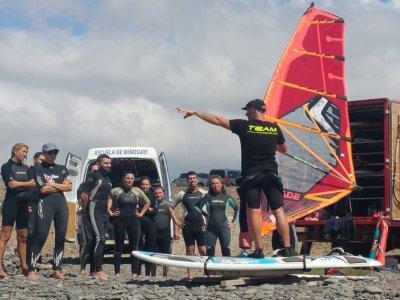 Curso de windsurf en Gran Canaria 5 días 10 horas