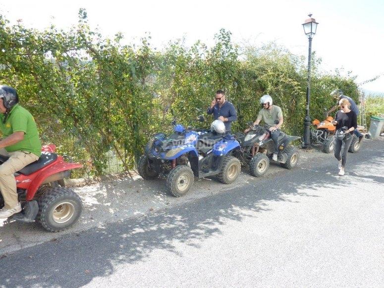 Ruta en quad por La Alpujarra