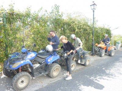 Ruta en quad biplaza por Valle de Guadalfeo 1 hora