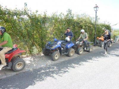 Paseo en quad biplaza por Valle de Guadalfeo 2h
