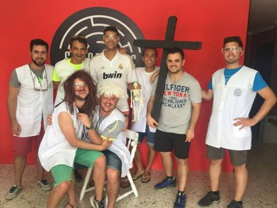 Escape Room The Crypt Keeper in Vendrell