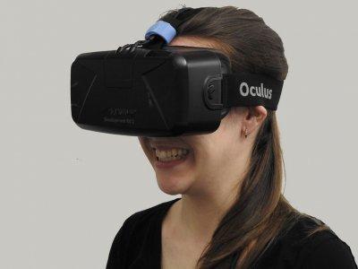 Virtual reality games at Vendrell 15 minutes