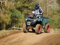 Quad ride in Hinojosa del Duque