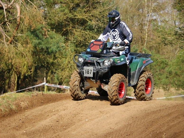 Ruta en quad en Hinojosa del Duque