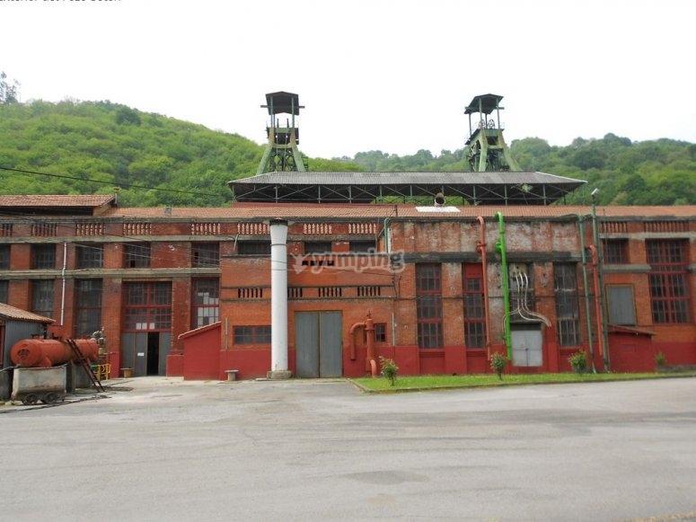 Instalaciones mineras