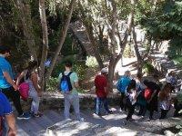 格拉纳达Guadix地区的导览游