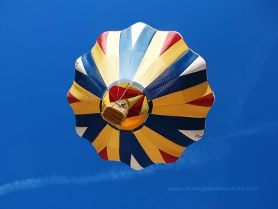 Volo in mongolfiera esclusivo per due a Valladolid 3h