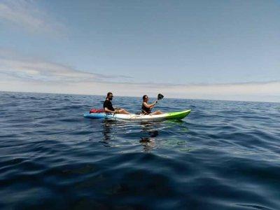 3-hour kayak ride in Isla Bonita coast