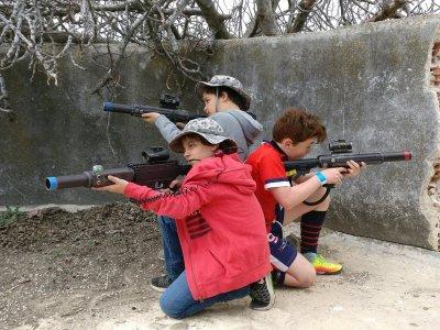Kid Birthday Laser Tag in Cubas de la Sagra, 2h